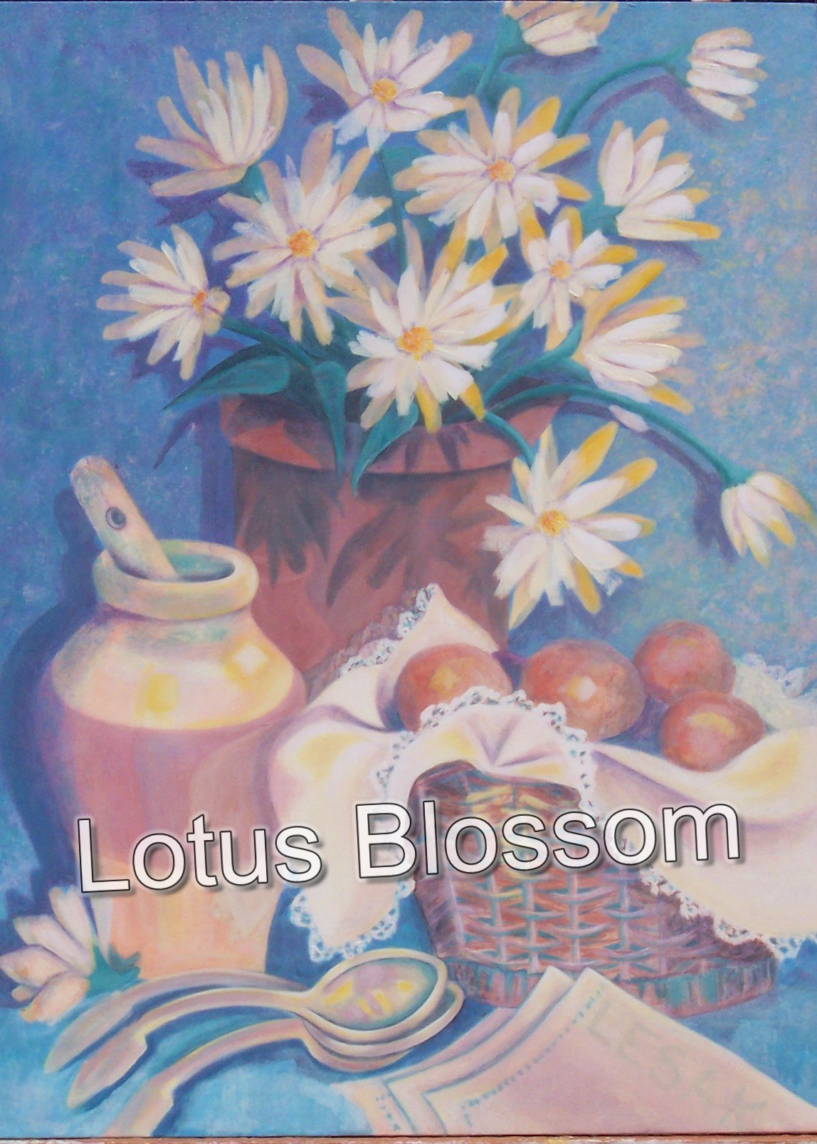 Wild flowers with brunch by Lotus