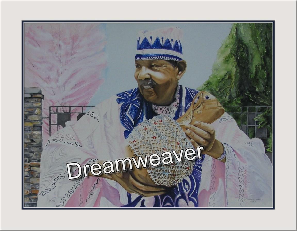 Baba Chuck by Dreamweaver