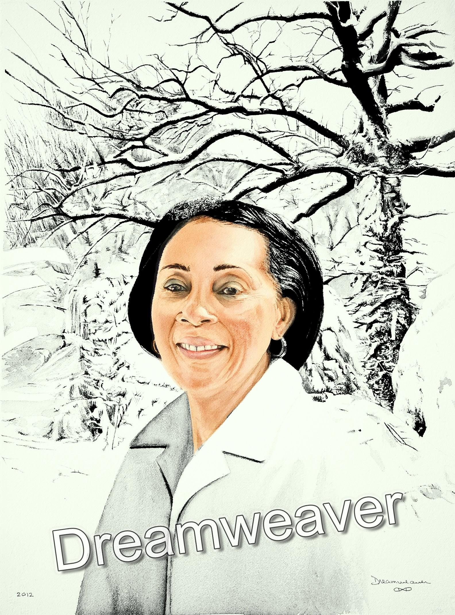 White by Dreamweaver