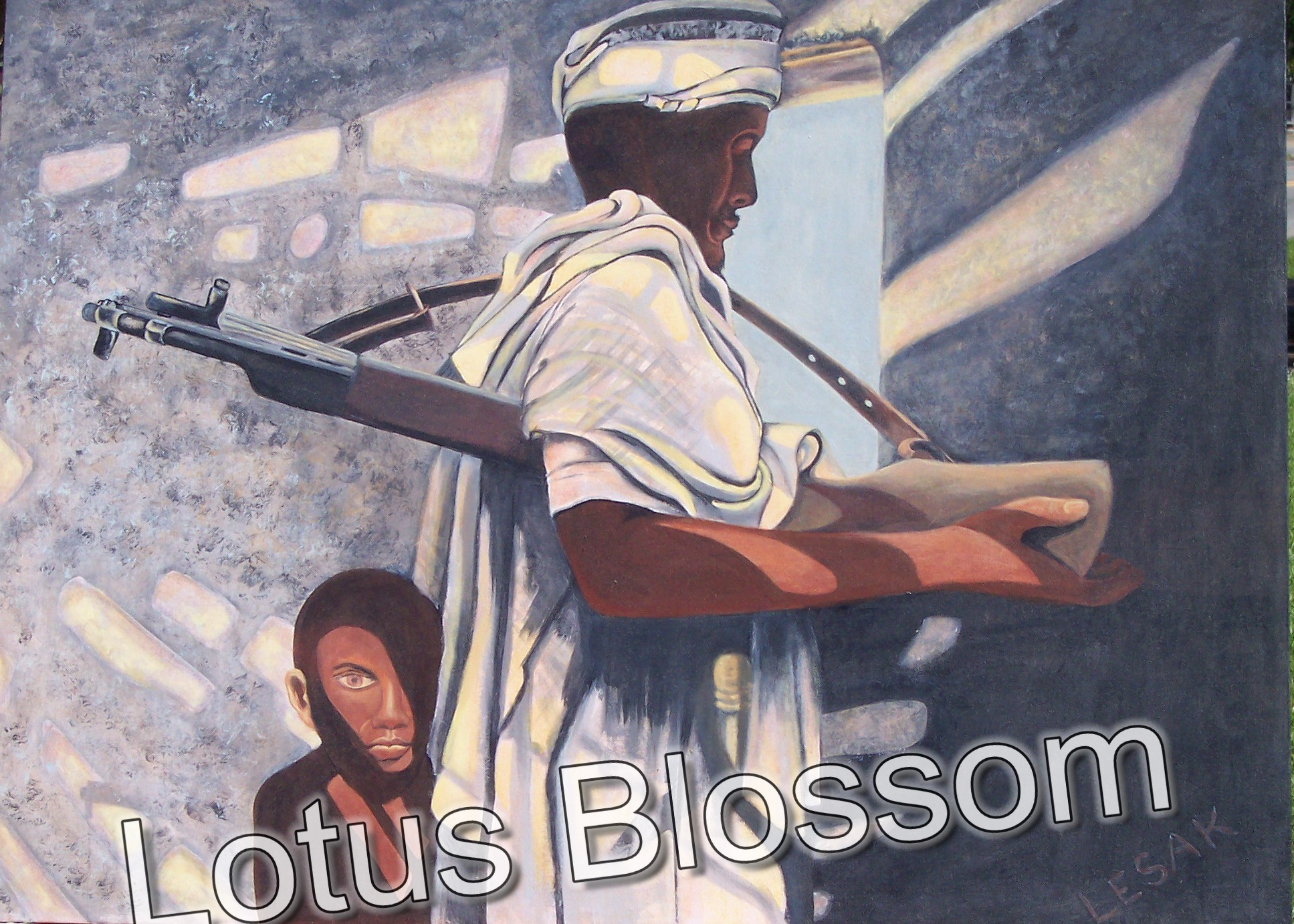 Paternal and Patriotic by Lotus Blossom