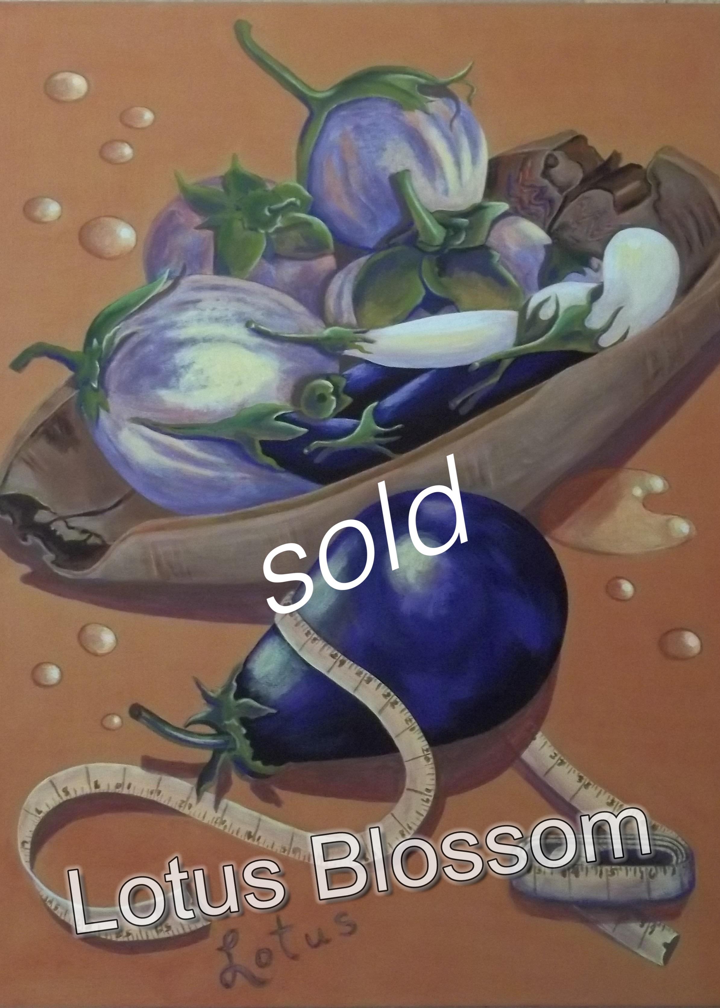 Eggplant by Lotus