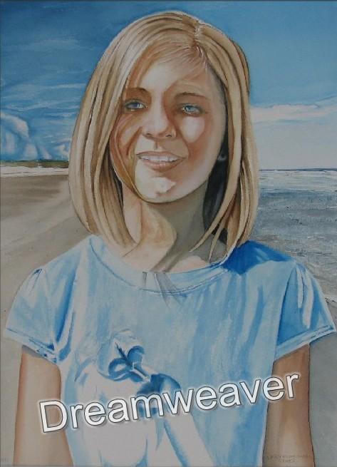 Blue by Dreamweaver