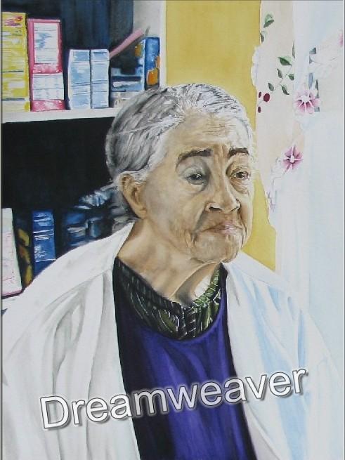 Aunt Nancy by Dreamweaver